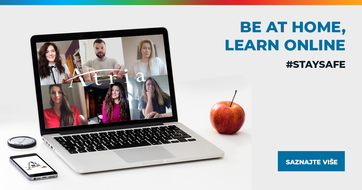 BE AT HOME, LEARN ONLINE – #StaySafe